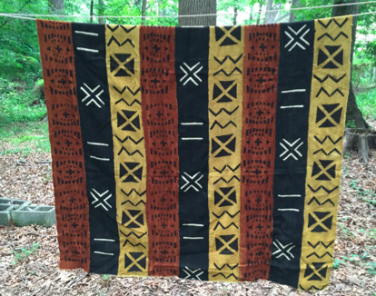 image of African mudcloth